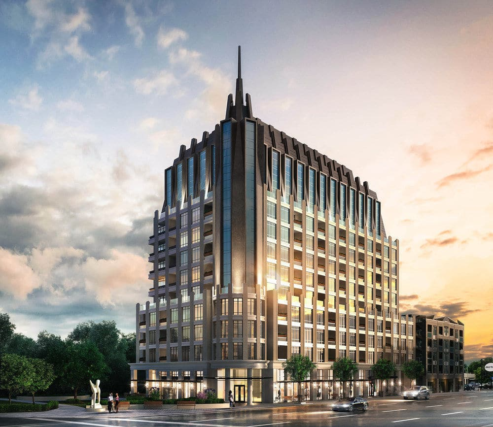 Sumptuous Luxury Condos come to Ottawa - Residences at Island Park by Mizrahi Developments